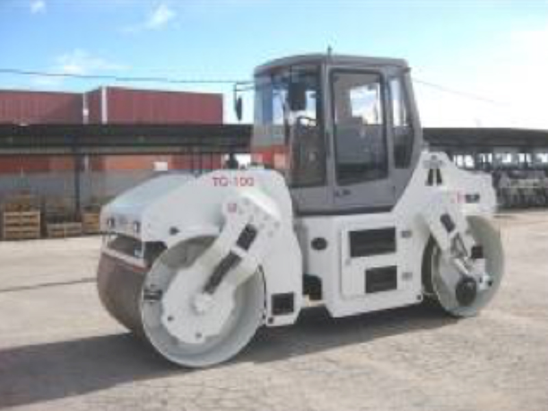 Compacteur double bille occasion
